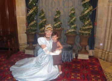 O restaurante dentro do Castelo da Cinderela, Cinderella's Royal Table