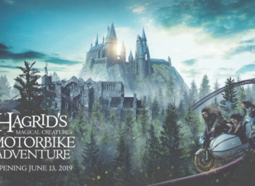 A Universal Orlando Resort revela o nome da nova atração do Harry Potter