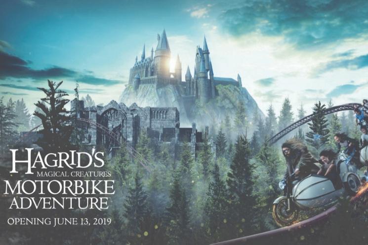 A Universal Orlando Resort revela o nome da nova atração do Harry Potter