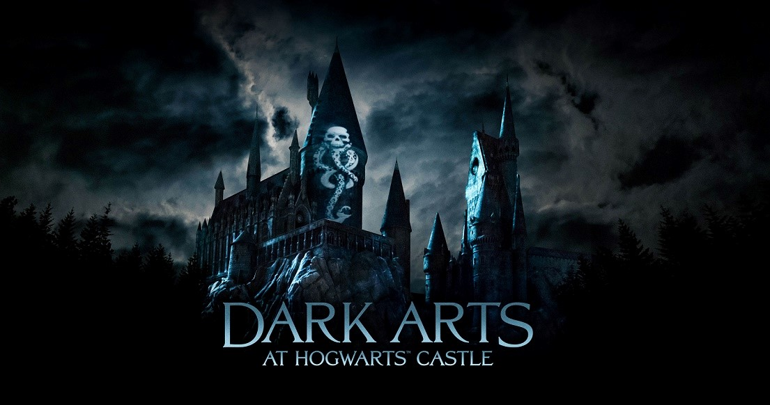 Dicas da Disney Dark Arts at Hogwarts Castle