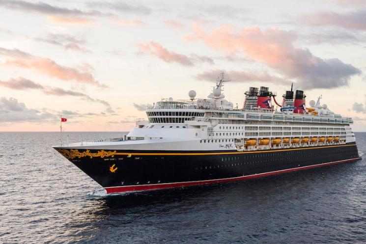 Disney Cruise Line retorna à Grécia no Verão Americano de 2020
