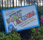 Começou o SeaWorld Seven Seas Food Festival