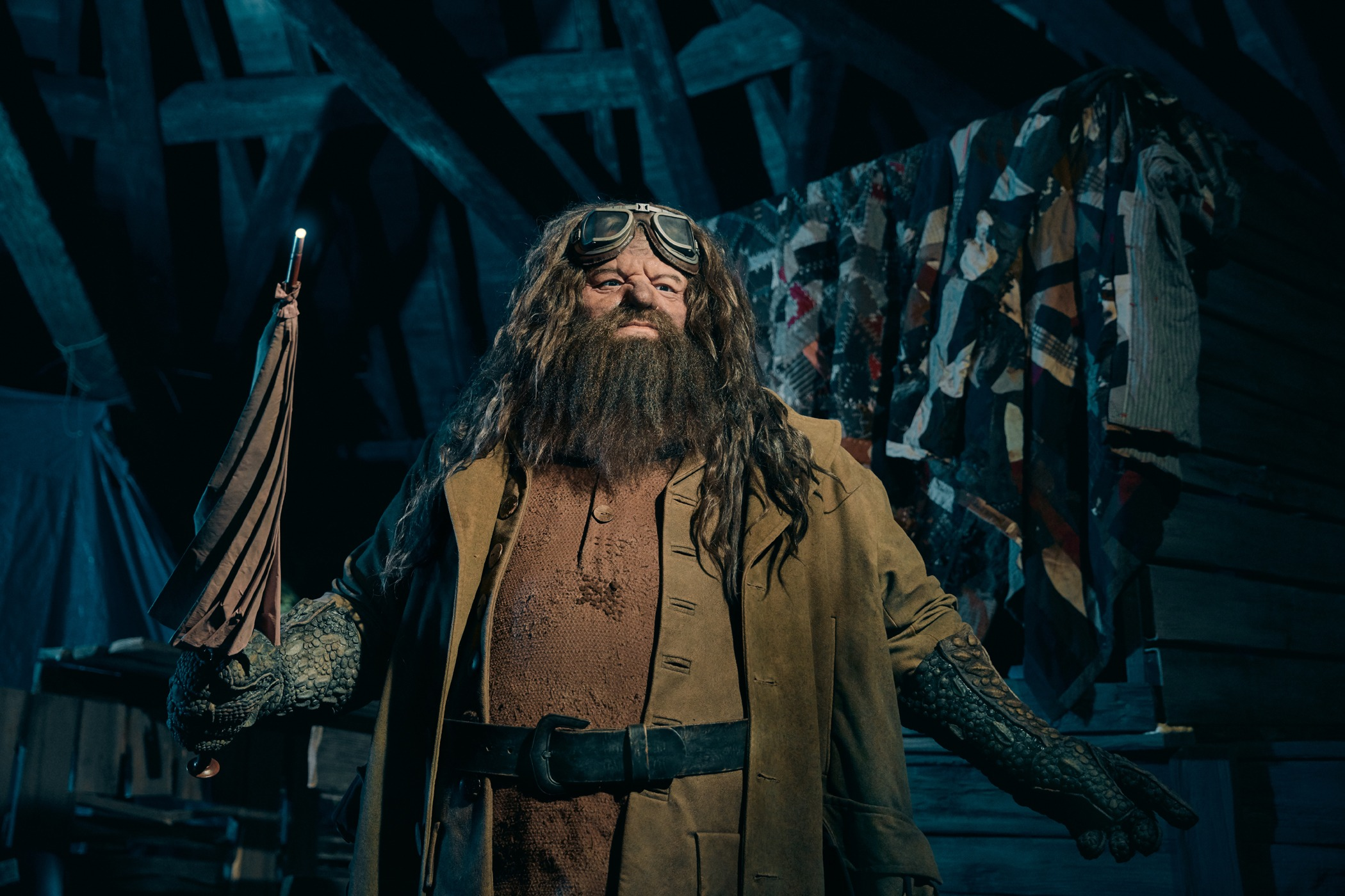 01_Hagrid's Animated Figure Reveal