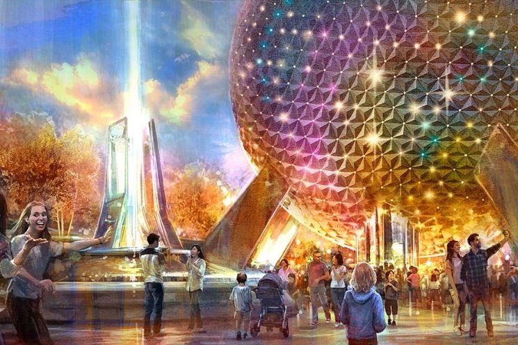 Todas as novidades que chegam nos parques da Disney