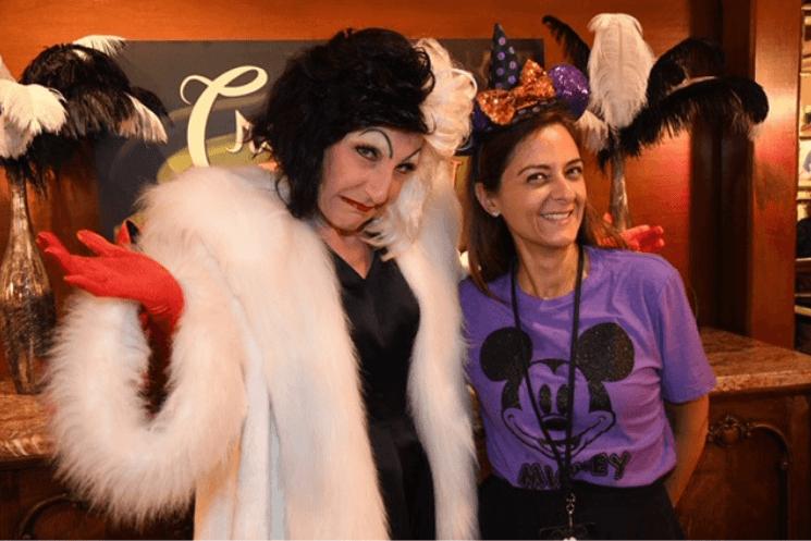 As novidades da festa de Halloween na Disney em 2019