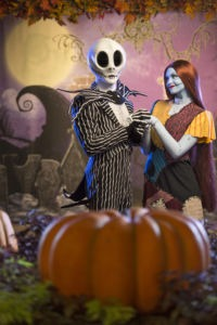 Jack & Sally Return to Mickey's Not-So-Scary Halloween Party