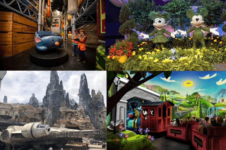 10 razões para você visitar a Disney em 2020